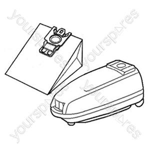 Miele Type F Vacuum Bags