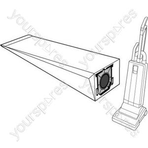 SEBO Paper Vacuum Cleaner DUST BAG X1 X2 X4 X5 (x 10)