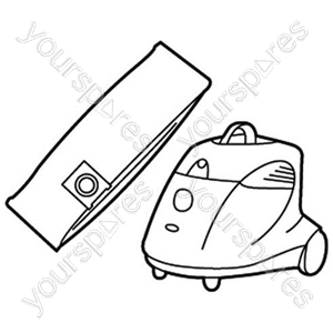 Vax Luna Vacuum Bags
