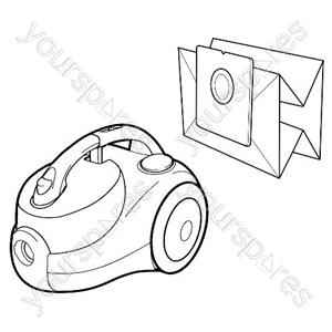 Morphy Richards Jive Vacuum Bags