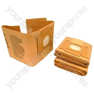 Ivac Vacuum Cleaner Paper Dust Bags