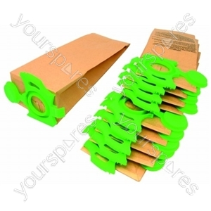 Sebo Dart Felix Vacuum Cleaner Paper Dust Bags