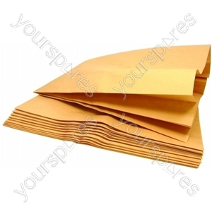 Numatic Vacuum Cleaner Paper Dust Bags