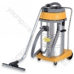 Vacuum Cleaner Wet And Dry 80 Litre