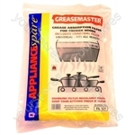 Cooker Hood Greasemaster Grease And Odour Filters