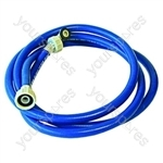 Fill Hose Blue 2.5 Bagged