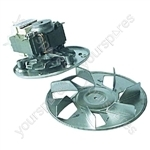 Fan Motor Plaset Whirlpool