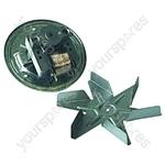 Fan Motor Oven Tricity 3 Hole
