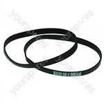 Hoover Turbo 2/3 Vacuum Belts