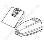 Miele S261I Type F Vacuum Bags