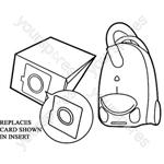 LG Tb-33 Vacuum Bags