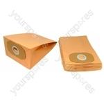 Contico Vacuum Cleaner Paper Dust Bags