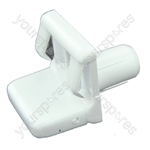 Bosch White Fridge Shelf Support