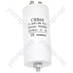 Universal 31.5UF Microfarad Appliance Motor Start Run Capacitor