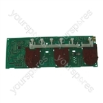 Control Card Led 3 Knobs  Arcadia Wd