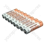 Endurance AA Rechargeable Batteries