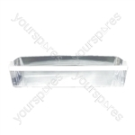 Bottle Shelf 500x104(cristal/argento).