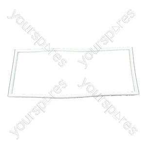 Freezer Flap Seal (443x184x12mm) - White