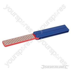 Folding Diamond Sharpeners - 325/600 Grit