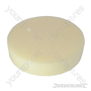 Hook & Loop Foam Polishing Head - 180 x 38mm