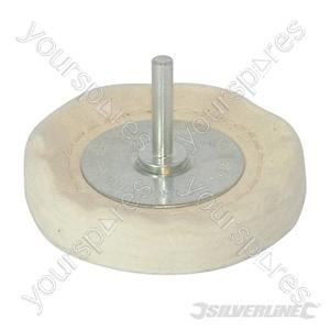 Loose Leaf Buffing Wheel - 75 x 12mm
