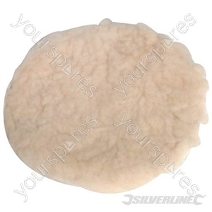 Lambswool Drawstring Bonnet - 180mm