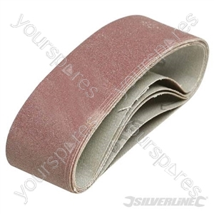 Sanding Belts 40 x 305mm 5pk - 40 Grit