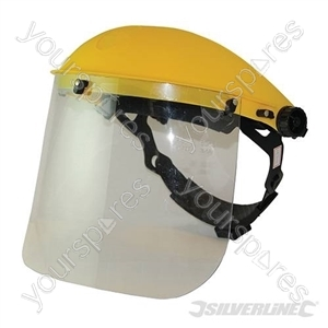 Face Shield & Visor - Clear