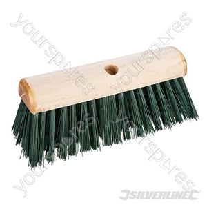 "Broom PVC Saddleback - 330mm (13"")"