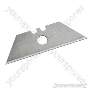 Centre Hole Utility Blades 10pk - 0.5mm