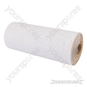 Stearated Aluminium Oxide Roll 5m - 320 Grit