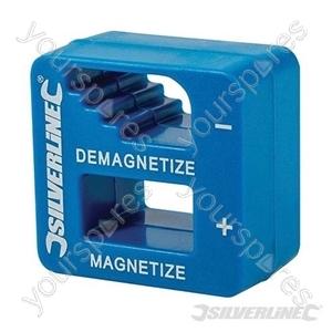 Magnetiser/Demagnetiser - 50 x 50 x 30mm