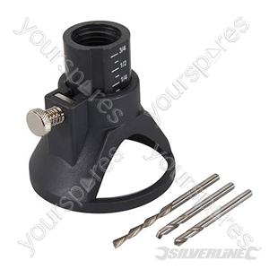 "Multipurpose Cutting Kit 4pce - 3.17mm (1/8"")"