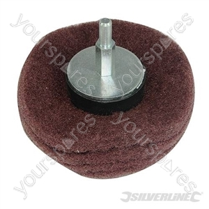 Dome Sanding Mop - 75mm 240 Grit