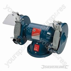 Silverstorm 200W Bench Grinder - 150mm