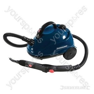 Silverstorm 1500W Steam Cleaning System - 1500W