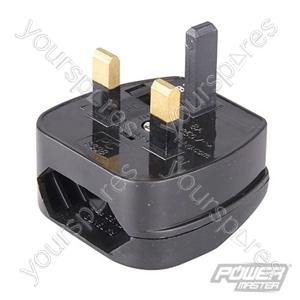 EU to UK Converter Plugs - CEE 7/16