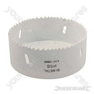 Bi-Metal Holesaw - 108mm
