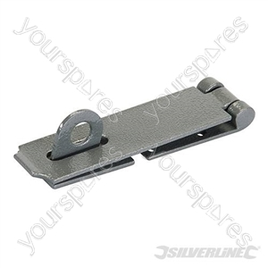 Hasp & Staple Heavy Duty - 50 x 180mm