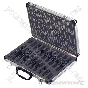 HSS-R Jobber Drill Bit Set 170pce - 170pce