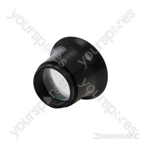 Eyeglass Magnifier - 22mm 5x