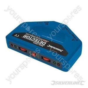 3-in-1 Detector - 1 x 9V (PP3)