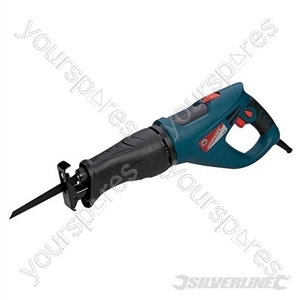 Silverstorm 800W Reciprocating Saw 115mm - 800W