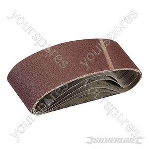 Sanding Belts 75 x 533mm 5pk - 60 Grit