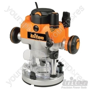 1400W Dual Mode Precision Plunge Router - MOF001