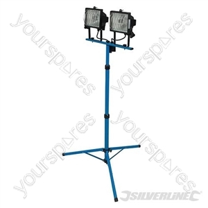 Twin Site Lights - 2 x 500W 240V