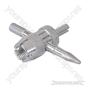 Tyre Valve Repair Tool - 4 - Way