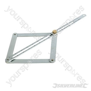 Bevel Protractor - 380mm