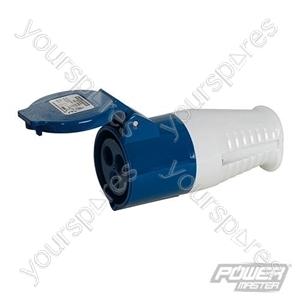 16A Socket - 240V 3 Pin