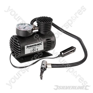 Mini Air Compressor - 12V DC